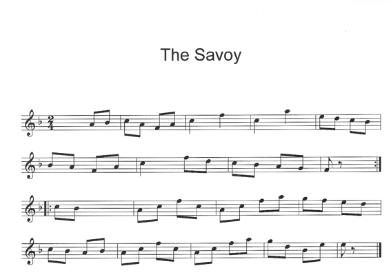 The Savoy in F