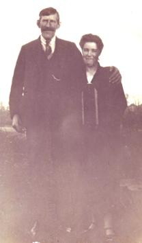 William & Elizabeth Sparkes